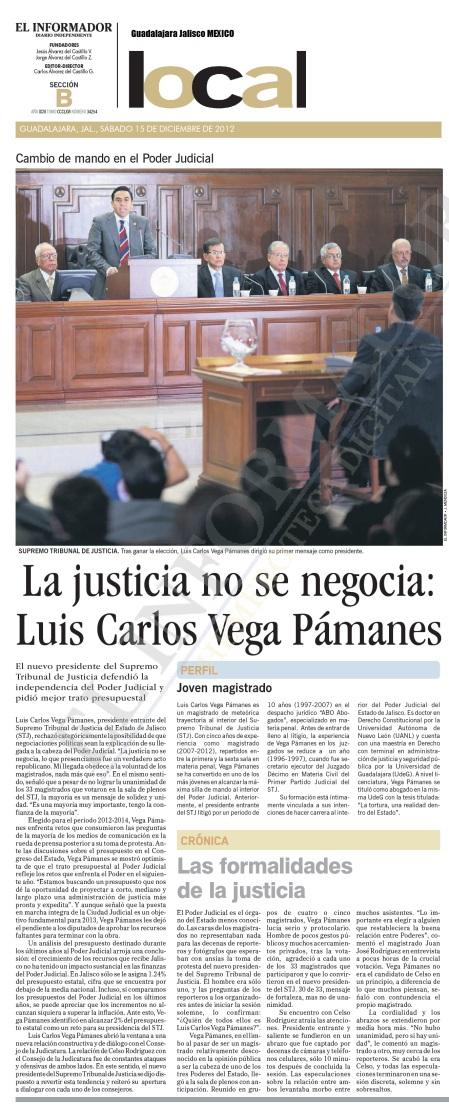 Vega pamanes Presidente STJE 2012-2013 B