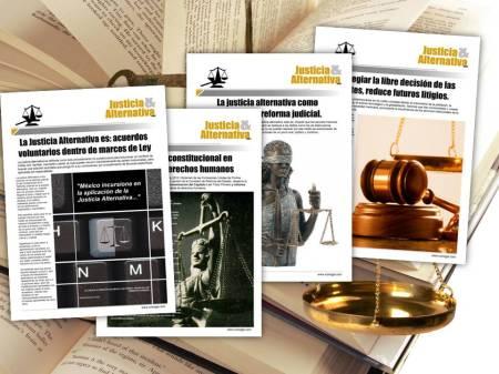 Justicia Alternativa ICONO FANPAGE